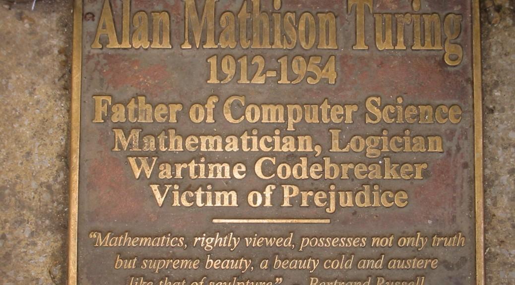 Sackville_Park_Turing_plaque