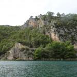 Auf dem Weg zum Krka-Nationalpark