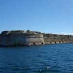Die Festung des Hl. Niko