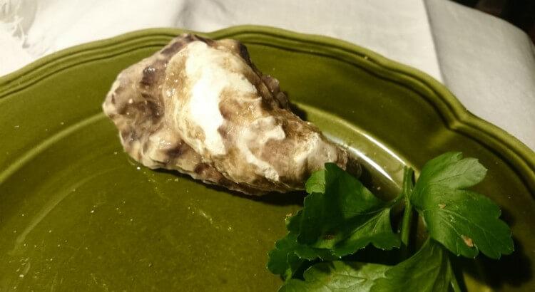 Meine erste Auster